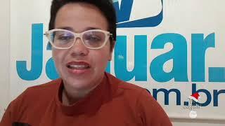 Raquel tavares participa do programa Vale em Foco trazendo notícias de Russas