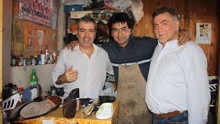Domingo Amaya junto a José Cano en Las Talitas