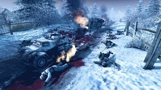 Heroic Defense of Moscow 1941 - No Retreat | Men of War: Assault Squad 2 Gameplay