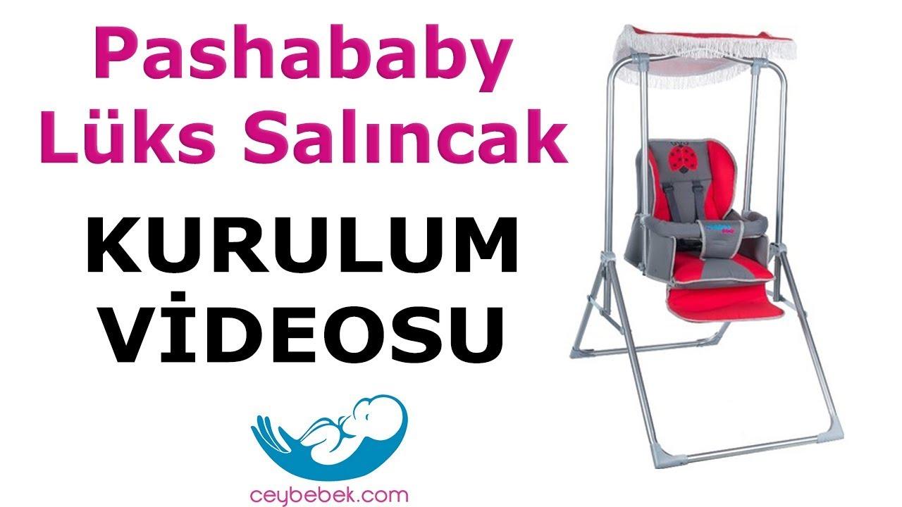 Download Pasha Baby Lüks Salıncak Kurulum Videosu Ceybebek.com