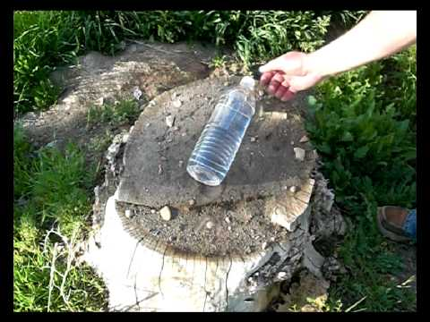 Cheap water purification using: SODIS
