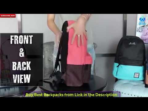 Backpack For Teenagers | Jansport Backpack | Fashionable | Scratch Proof | Spot Resistant