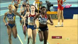 World Indoor Championships 4x400 Metres Relay Women - Final