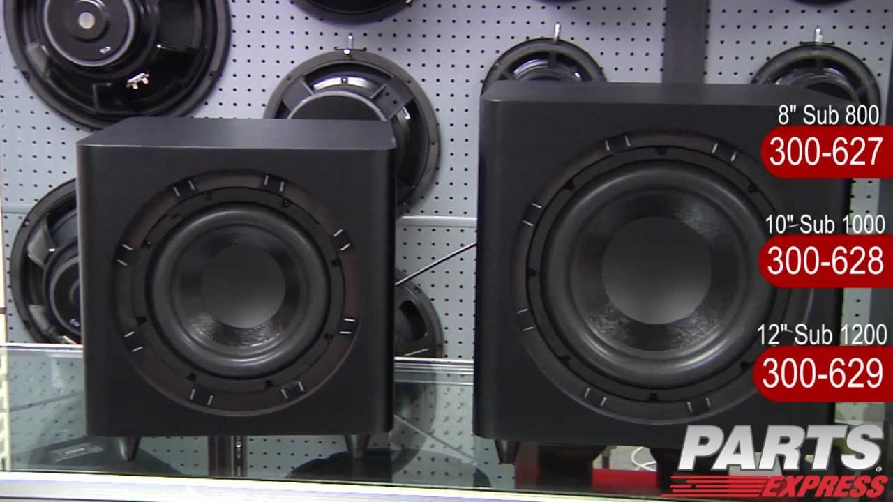 How to Properly Set Your Subwoofer's Volume
