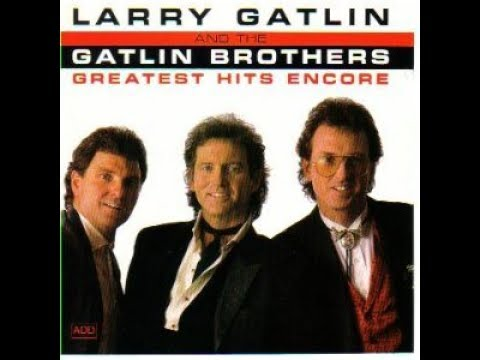Larry Gatlin & The Gatlin Brothers - All The Gold In California (Lyrics on screen)