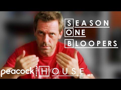 Season 1 Bloopers | House M.D.