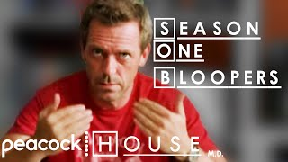 Season 1 Bloopers | House M.D.