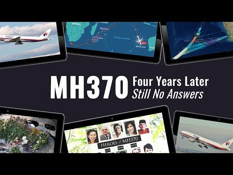 MH370: Four Years Later – Documentary
