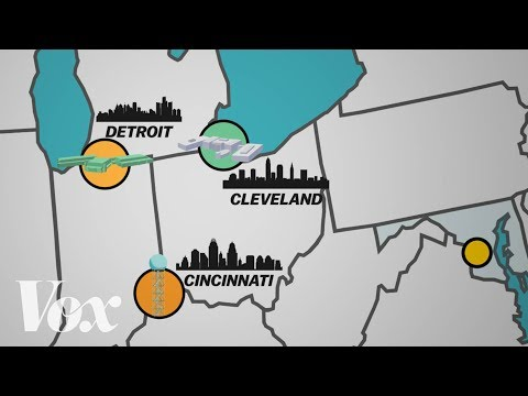 Why government agencies should move from DC to the Midwest