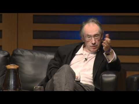 Ian McEwan on his novels as A-level set texts