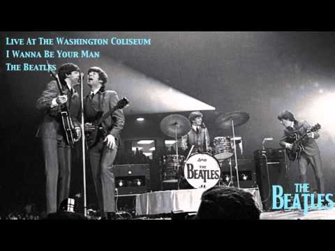 I Wanna Be Your Man (Live At The Washington Coliseum)