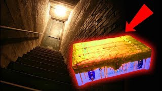 (DYBBUK BOX) RETURNING TO THE HAUNTED GARAGE