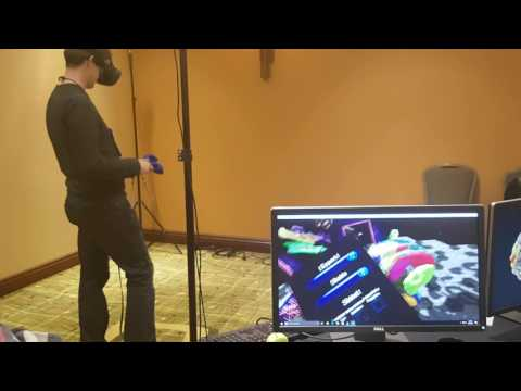 IEEE VR 2017 - NIVR : Neuro Imaging In Virtual Reality