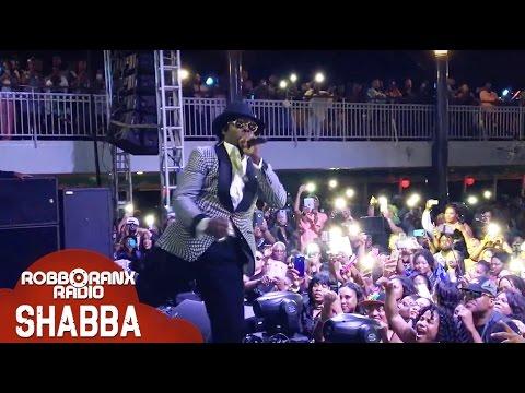 Shabba Ranks LIVE   Love & Harmony Cruise 2017