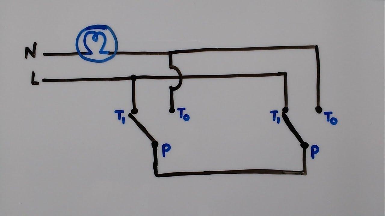 miniTalk #5: 2 way switching circuits (XOR Logic) on