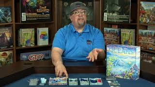 How to Play Oceans by North Star Games