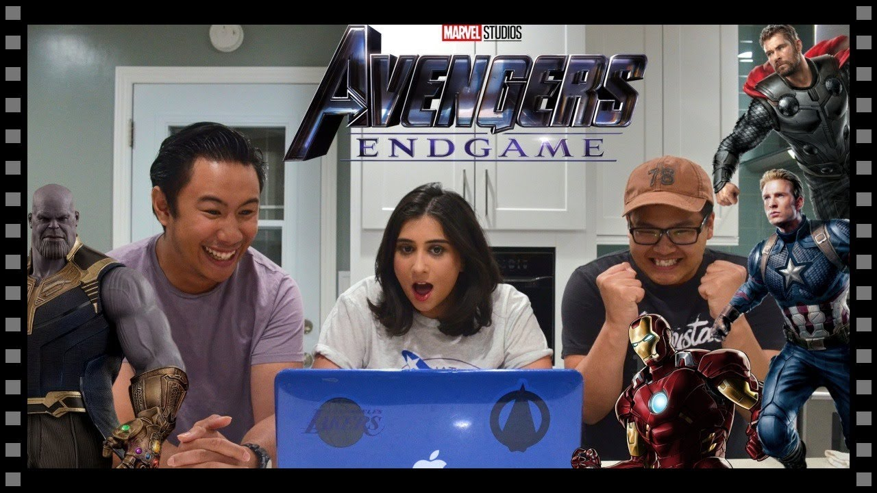 Download Marvel Studios' Avengers: Endgame Special Look | Reaction + Discussion