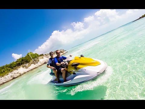 Exuma / Bahamas (part 2: Jet Ski Tour)