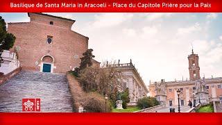 Prière pour la Paix 20 octobre 2020 Pape François