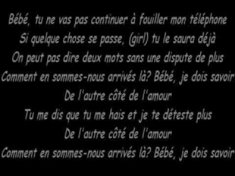 Sean Paul - Other side of love Traduction Française