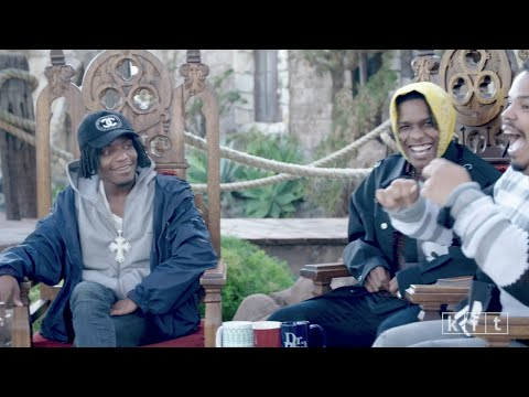 KERWIN FROST TALKS WITH ASAP ROCKY & IAN CONNOR (EPISODE 6)