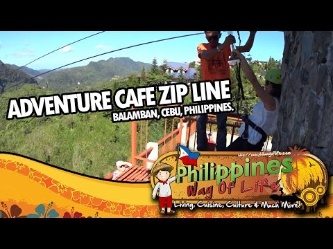 PWOL  - Adventure Cafe Zipline