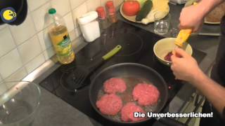 Basti´s Fitness Küche Teil 6 Fitness Burger (Die Unverbesserlichen!)