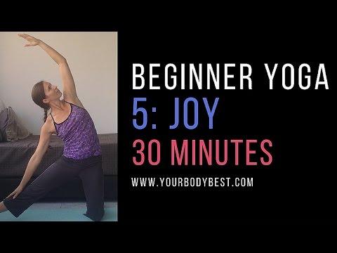 Yoga or Beginners 5: Joy