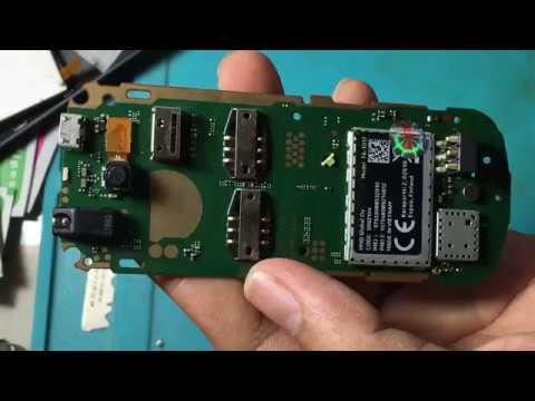 Nokia 130: (TA-1017) 2017 White LCD solution