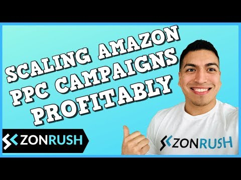 How To Profitably Scale Your Amazon PPC Campaigns