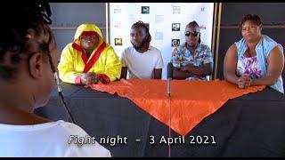 Gonyeti & Dhafu Fight Night Press Conference