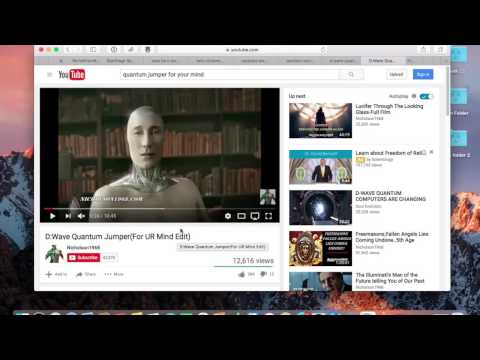 YOUR VIRTUAL CLONE, THE D-WAVE & THE PATRIOT ACT. Indoctrination Follow Up With Important Info!