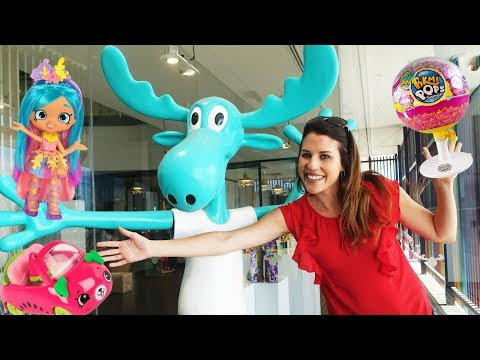 TOY TOUR!!! Toy Collections & Behind The Scenes at Moose Toys Headquarters in Australia