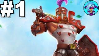 dungeon defenders ii 1 can t join gameplay walkthrough