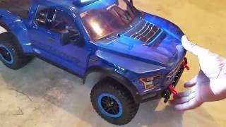 s-l300 Ford F 150 Svt Raptor Clear Body Mt