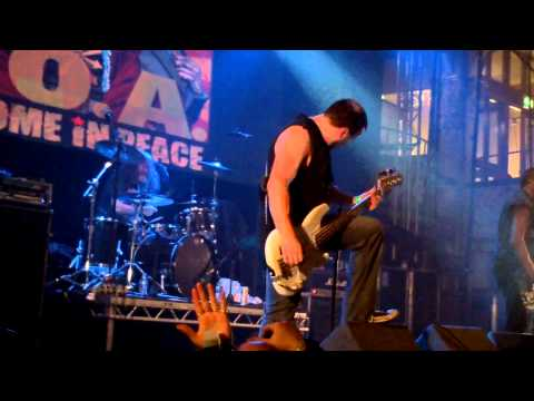 D.O.A  Full Metal Jackoff Rebellion 2014