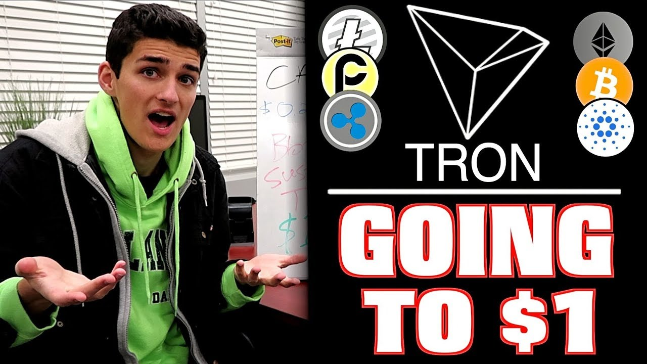 tron cryptocurrency prediction