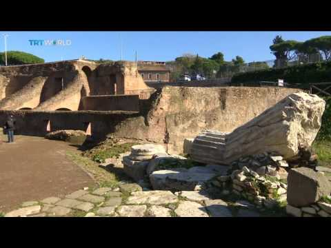 Circus Maximus: Ancient Roman site reopens to visitors