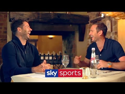 When Jamie Redknapp Met Frank Lampard   On the Championship Play-Off final & their win over Leeds