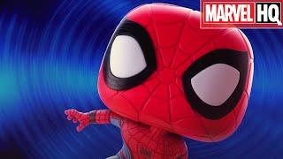 Marvel & Funko | Corto: 'Magent Mayhem' | HD