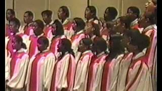 """So Satisfied"" arr. Rev Luther Barnes 