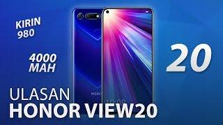 Ulasan: Honor View20 - Harga Berpatutan & Padat Dengan Fungsi Berkuasa