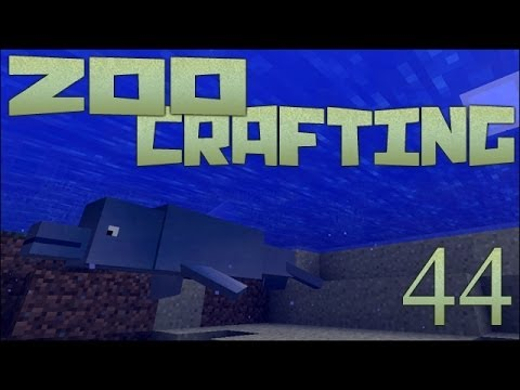 Marine Research Laboratory 🐘 Zoo Crafting: Episode #44