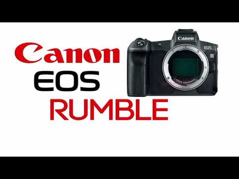 CANON ENGINEER TALKS ABOUT THE EOS R FULL FRAME MIRRORLESS ...