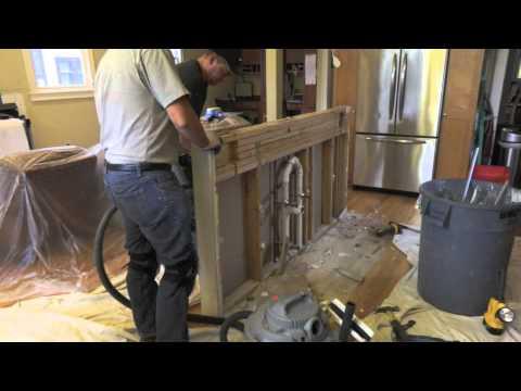 Kitchen Island Remodel Cheryl D & Company YouTube