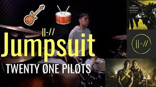 twenty one pilots: Jumpsuit [drum cover]