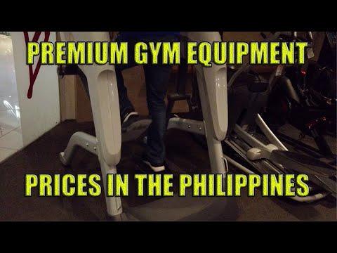 Premium Gym Equipment Prices In The Philippines.