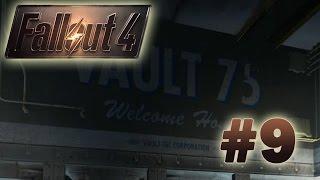 Fallout 4 Прохождение 9 - Убежище 75