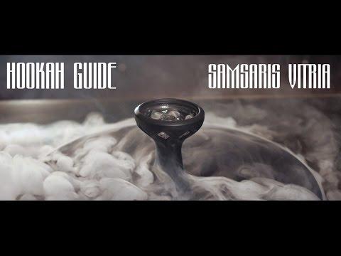 Hookah Guide | Обзор чаши SAMSARIS VITRIA