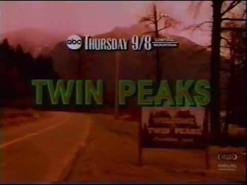 Twin Peaks | ABC Promo | 1991